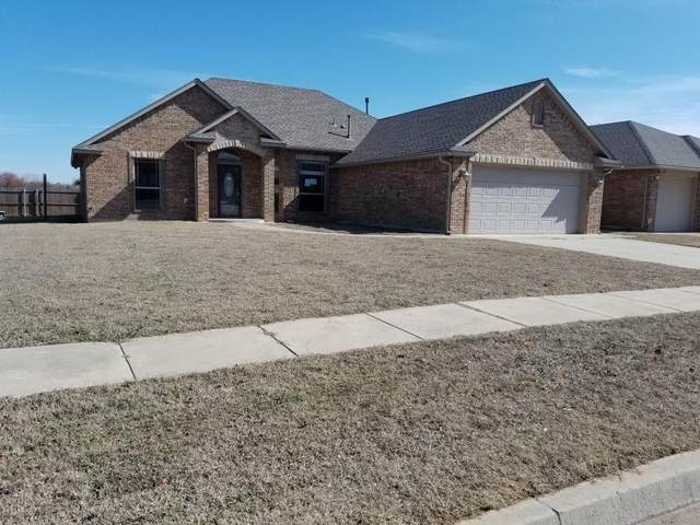 4228 Notting Hill Drive, Moore, OK 73160 (MLS #901295) :: The Oklahoma Real Estate Group