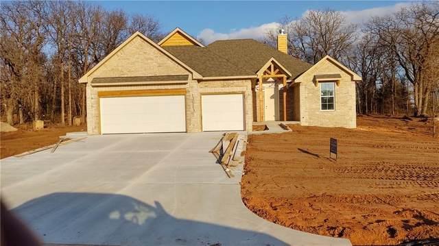 11650 Blue Heron, Guthrie, OK 73044 (MLS #901300) :: The Oklahoma Real Estate Group