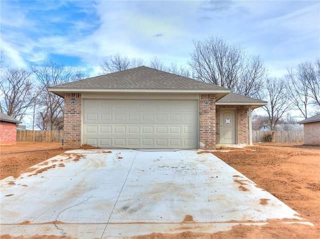 4208 Bonaparte Boulevard, Midwest City, OK 73110 (MLS #901312) :: The Oklahoma Real Estate Group