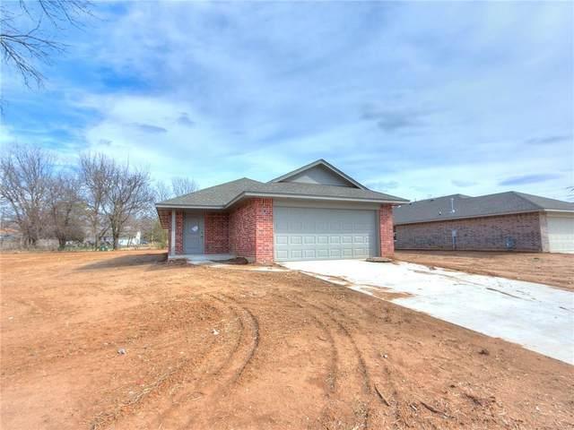 4130 Bonaparte Boulevard, Midwest City, OK 73110 (MLS #901316) :: The Oklahoma Real Estate Group