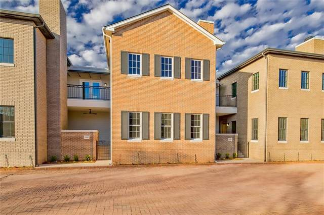 3107 Hickory Sign Post Road 34A, Oklahoma City, OK 73116 (MLS #901317) :: Homestead & Co