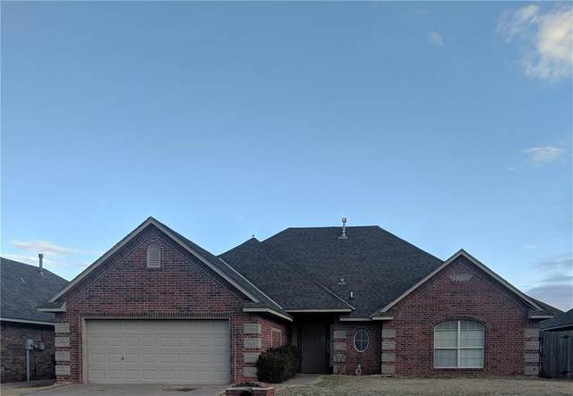 7521 NW 130th Street, Oklahoma City, OK 73142 (MLS #901326) :: Homestead & Co