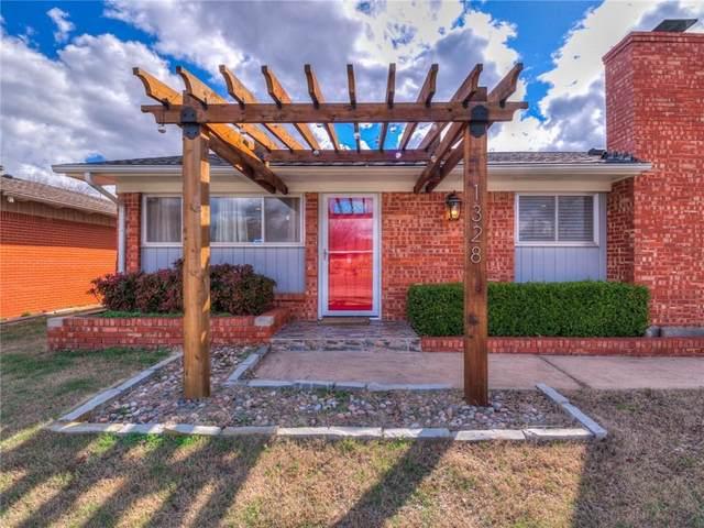 1328 SW 68th Street, Oklahoma City, OK 73159 (MLS #901345) :: Homestead & Co