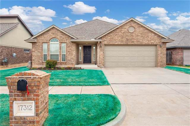 17312 White Hawk Drive, Edmond, OK 73012 (MLS #901392) :: Homestead & Co