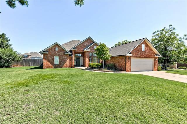 521 Cypress St Nw, Piedmont, OK 73078 (MLS #901434) :: Keri Gray Homes
