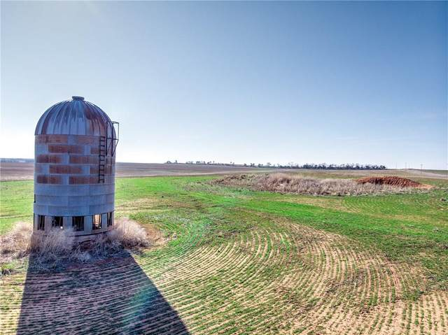 N County Road N 2350&E1180, Corn, OK 73024 (MLS #901483) :: Homestead & Co