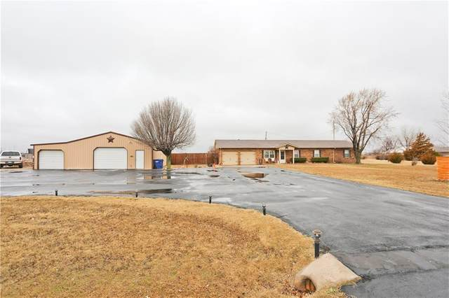 4913 NE Hart Drive, Piedmont, OK 73078 (MLS #901517) :: Homestead & Co