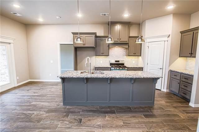 3801 Palisade Lane, Oklahoma City, OK 73179 (MLS #901574) :: Homestead & Co