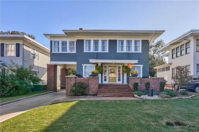 1214 NW 21st Street, Oklahoma City, OK 73106 (MLS #901581) :: Homestead & Co