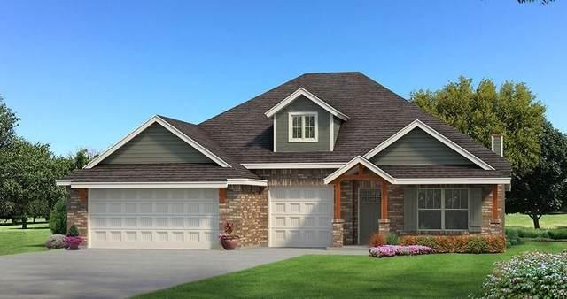 4004 Palisade Lane, Oklahoma City, OK 73179 (MLS #901592) :: Homestead & Co