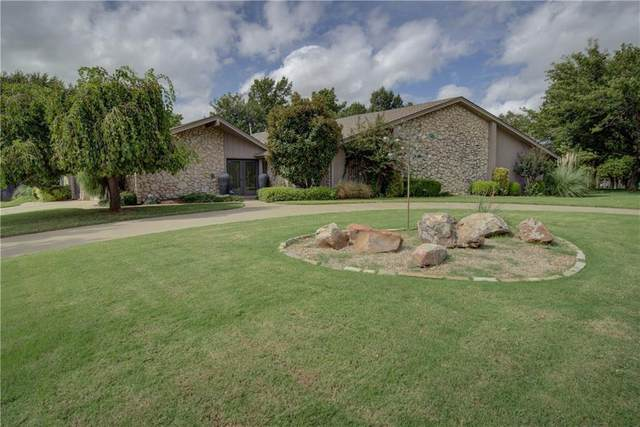 11201 Thorn Ridge Road, Oklahoma City, OK 73120 (MLS #901616) :: Homestead & Co