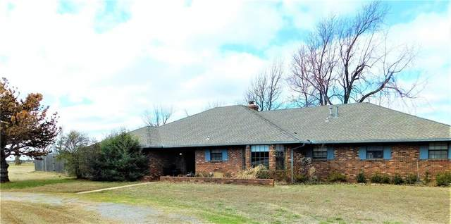 325 Donna Avenue, Guthrie, OK 73044 (MLS #901659) :: Erhardt Group at Keller Williams Mulinix OKC