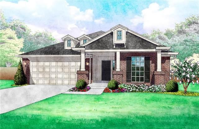 15520 Caney Drive, Edmond, OK 73013 (MLS #901679) :: Homestead & Co