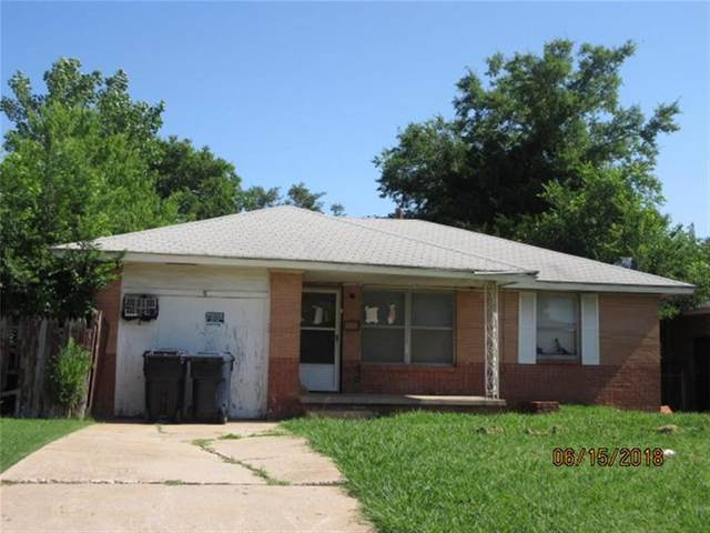 9 SW 57th Street, Oklahoma City, OK 73109 (MLS #901681) :: Homestead & Co
