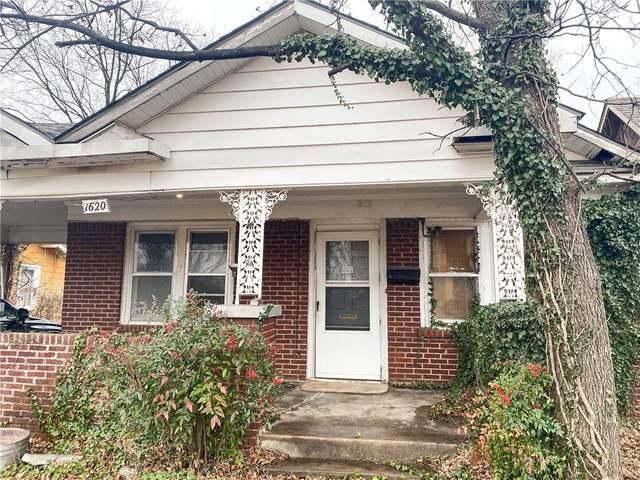 1620 NW 36th Street, Oklahoma City, OK 73142 (MLS #901694) :: Homestead & Co