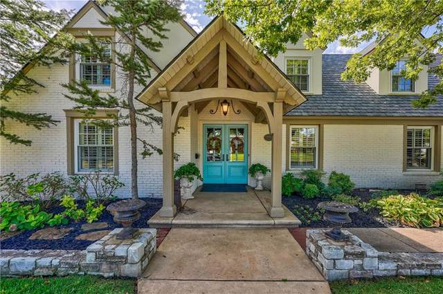 1802 Elmhurst Avenue, Nichols Hills, OK 73120 (MLS #901699) :: Homestead & Co