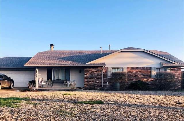2217 Van Buren Avenue Ne, Piedmont, OK 73078 (MLS #901755) :: Homestead & Co