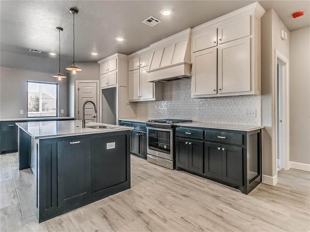 813 NW 192nd Terrace, Edmond, OK 73012 (MLS #901826) :: Homestead & Co