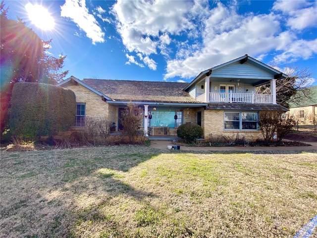 619 N 6th Street, Weatherford, OK 73096 (MLS #901831) :: Keri Gray Homes