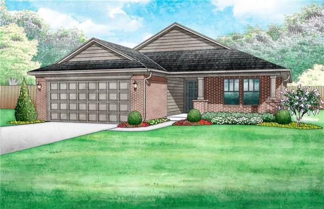 15725 Bennett Drive, Edmond, OK 73013 (MLS #901832) :: Homestead & Co