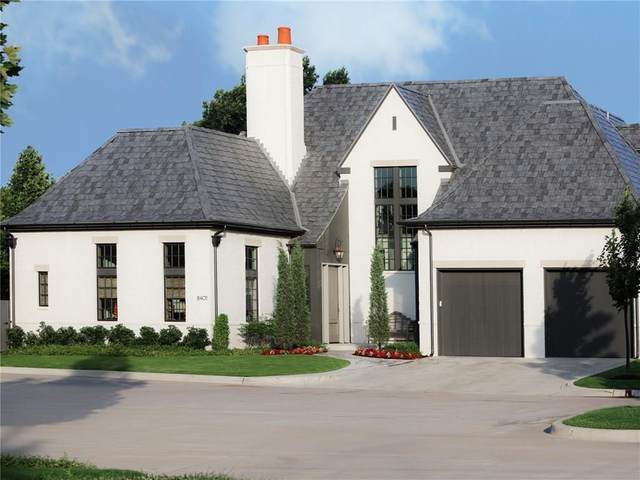8401 Stonehurst Court, Oklahoma City, OK 73120 (MLS #901841) :: Homestead & Co