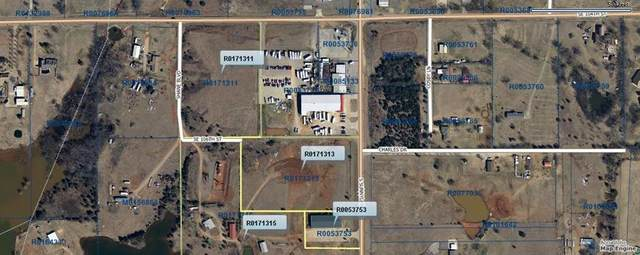 104 SE Sunnylane Road, Moore, OK 73165 (MLS #901851) :: Homestead & Co