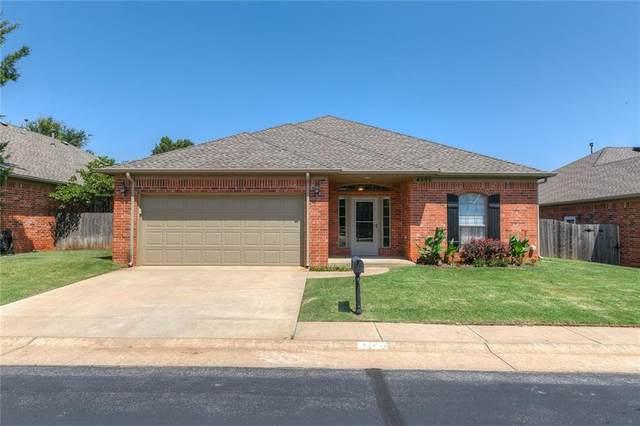 4505 NW 119th Street, Oklahoma City, OK 73162 (MLS #901895) :: Keri Gray Homes