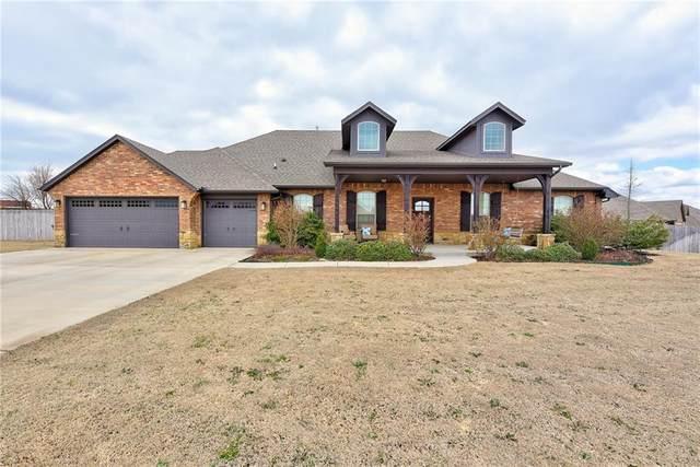 506 Prairie Point, Edmond, OK 73034 (MLS #901924) :: Homestead & Co