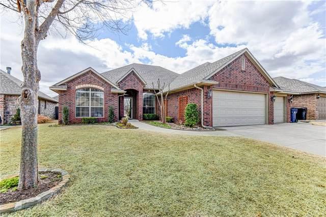 8820 NW 111th Street, Oklahoma City, OK 73162 (MLS #901983) :: Homestead & Co
