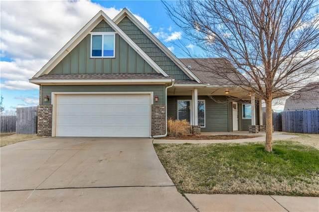 8304 NW 138 Circle, Oklahoma City, OK 73142 (MLS #901994) :: Keri Gray Homes