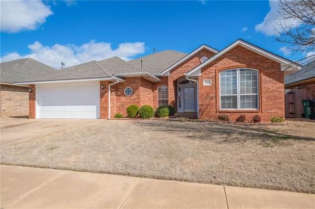 7324 Sandlewood Drive, Oklahoma City, OK 73132 (MLS #902004) :: Homestead & Co