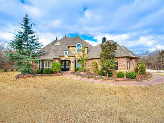 1503 Redbud Hollow, Edmond, OK 73034 (MLS #902092) :: Homestead & Co
