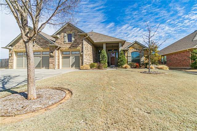 4315 Kensal Rise Place, Norman, OK 73072 (MLS #902288) :: Erhardt Group at Keller Williams Mulinix OKC
