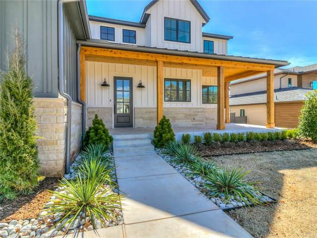 800 Turnberry Lane, Edmond, OK 73025 (MLS #902347) :: Homestead & Co