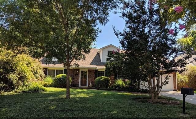 726 Hardin Drive, Norman, OK 73072 (MLS #902368) :: Homestead & Co