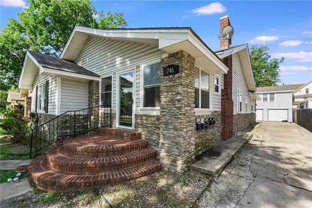 746 Jenkins Avenue, Norman, OK 73069 (MLS #902448) :: Keri Gray Homes