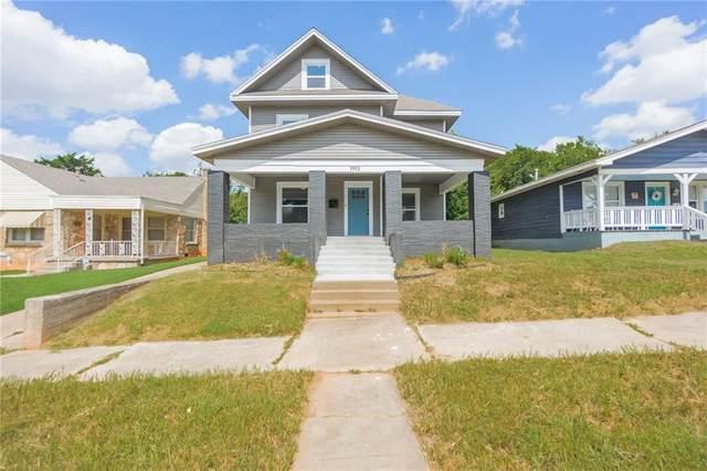 1915 NW 38th Street, Oklahoma City, OK 73118 (MLS #902537) :: Keri Gray Homes