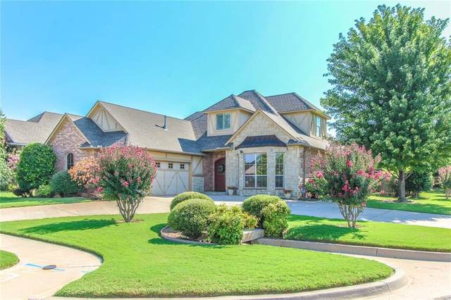 4421 Spyglass, Norman, OK 73072 (MLS #902572) :: Homestead & Co