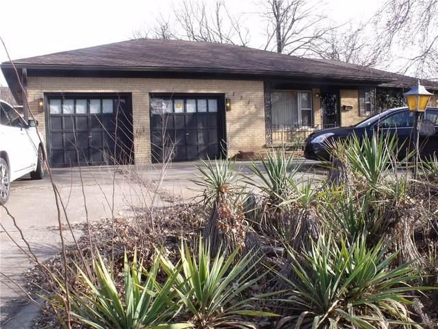 1718 N Warren Avenue, Oklahoma City, OK 73107 (MLS #902590) :: Homestead & Co