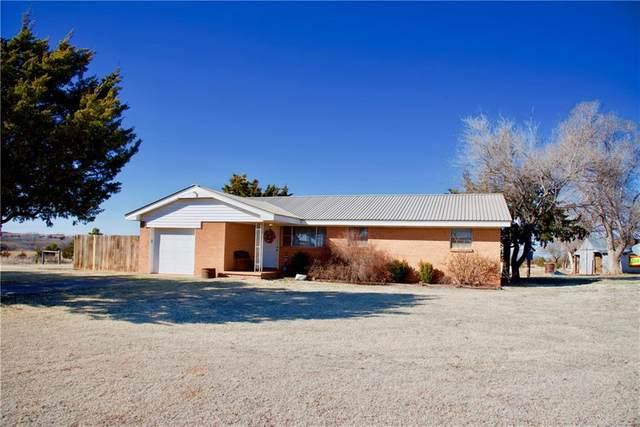 21053 W Highway 73, Canute, OK 73626 (MLS #902612) :: Homestead & Co