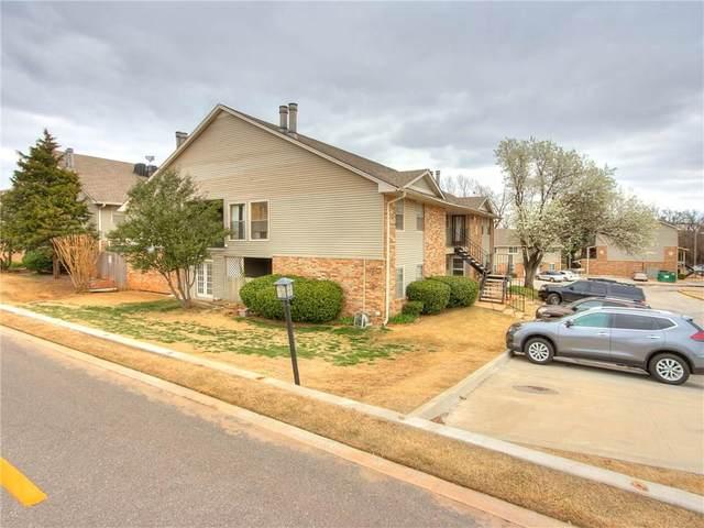 6700 N Meridian Avenue C, Oklahoma City, OK 73116 (MLS #902614) :: Homestead & Co
