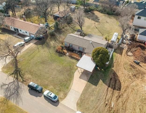 8509 Surrey Place, Oklahoma City, OK 73120 (MLS #902650) :: Erhardt Group at Keller Williams Mulinix OKC