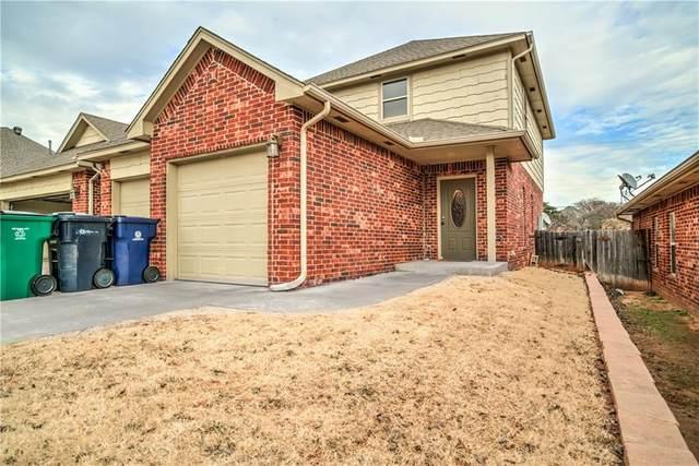 13808 Oxford Drive, Edmond, OK 73013 (MLS #902672) :: Homestead & Co