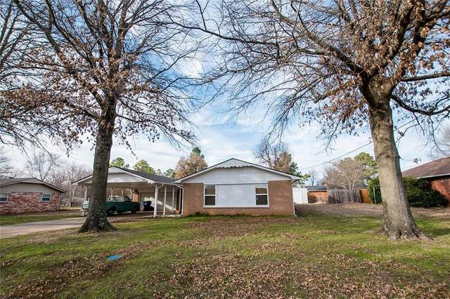 1310 E Kean, Wynnewood, OK 73098 (MLS #902692) :: Homestead & Co