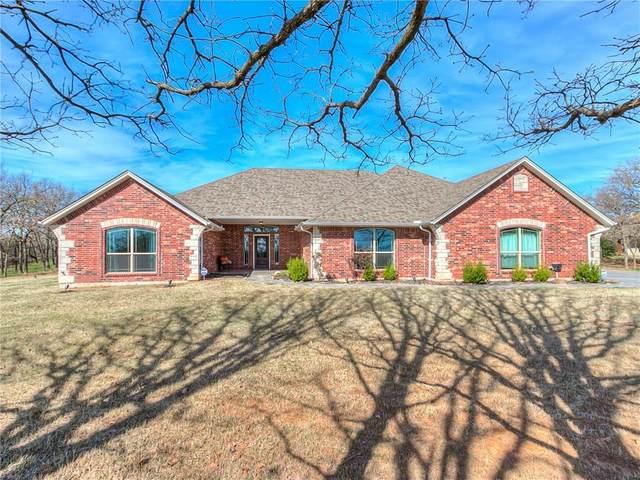 7225 Ridge Manor Lane, Oklahoma City, OK 73150 (MLS #902693) :: Homestead & Co