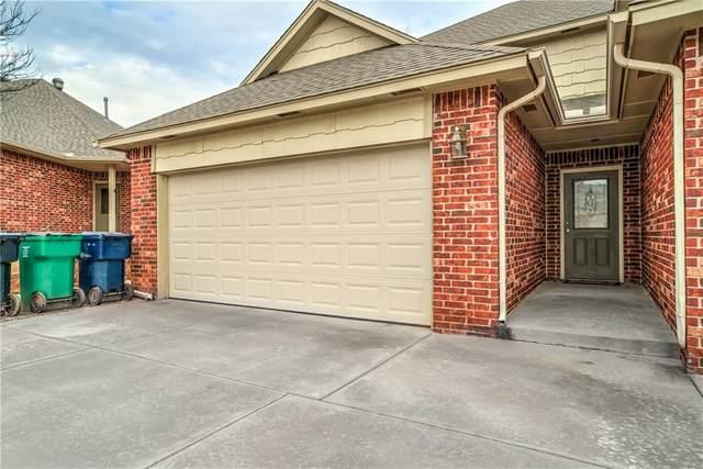 13810 Oxford Drive, Edmond, OK 73013 (MLS #902733) :: Homestead & Co