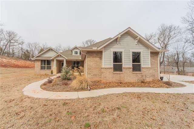 14651 Remington Drive, Newalla, OK 74857 (MLS #902804) :: Homestead & Co