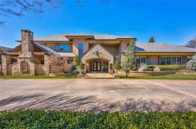 7000 Nichols Road, Nichols Hills, OK 73116 (MLS #902823) :: Homestead & Co