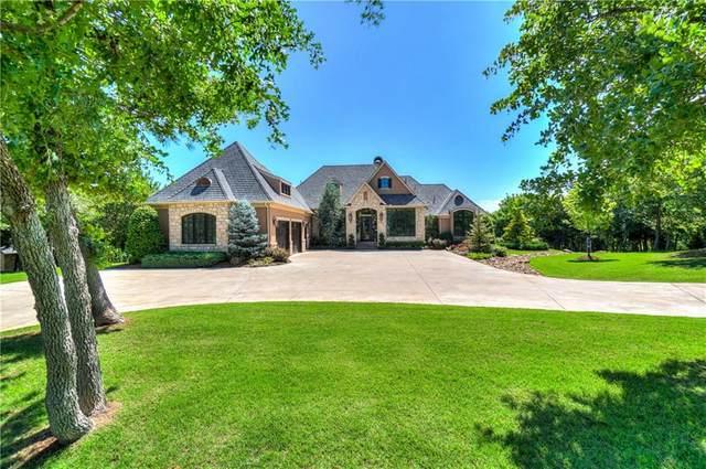 1216 Settlers Drive, Edmond, OK 73034 (MLS #902834) :: Homestead & Co