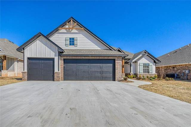3715 Burma Court, Norman, OK 73072 (MLS #902861) :: Homestead & Co